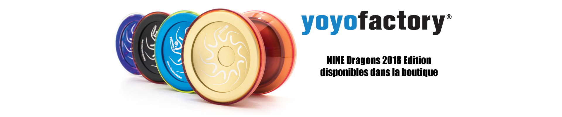 YoYoFactory NINE Dragons now in the store